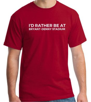Alabama T-Shirt - Crimson Tide Shirt - University of Alabama Shirt - Roll Tide Shirt - Alabama University  - Alabama Football Shirt