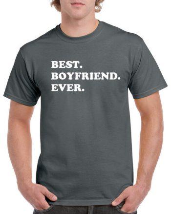 Best Boyfriend Ever T-Shirt - Gift for Boyfriend - Awesome Boyfriend T-Shirt - Gift for the boyfriend