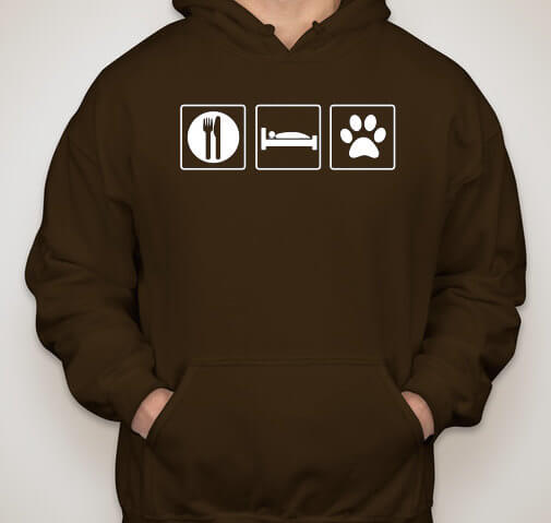 Dog Lover T-Shirt for (labrador, chihuahua, german shepherd, poodle) (many colors + ladies + unisex + hoodie + sweatshirt available)