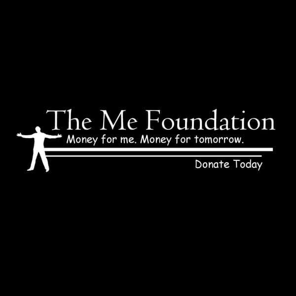 Funny T-Shirt - Me Foundation. Gag T-Shirt. Funny Shirt.