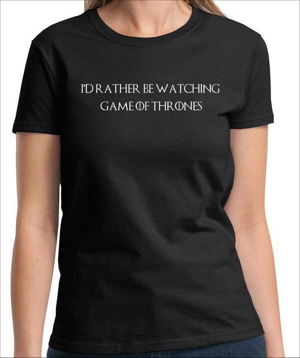 Game of Thrones T-Shirt - Game of Thrones Sweatshirt - TV Show T-Shirt (many colors + ladies + unisex + hoodie + sweatshirt available)