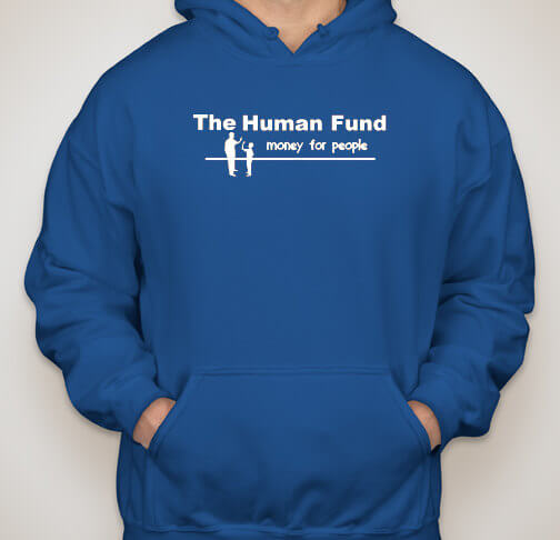 Seinfeld  T-Shirt The Human Fund - George Costanza T-Shirt (many colors + unisex + hoodie + sweatshirt available)