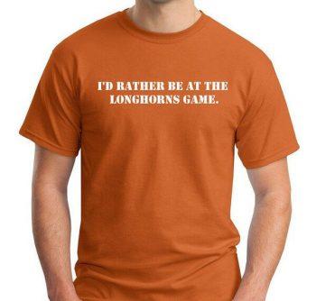 Texas Longhorns T-Shirt University Of Texas Longhorns Hoodie and Longhorns Sweatshirt  (Hoodie + sweatshirt available)