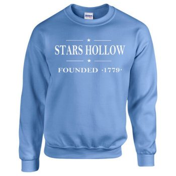 Gilmore Girls Sweatshirt - Stars Hollow Sweatshirt - Gilmore Girls TV Show